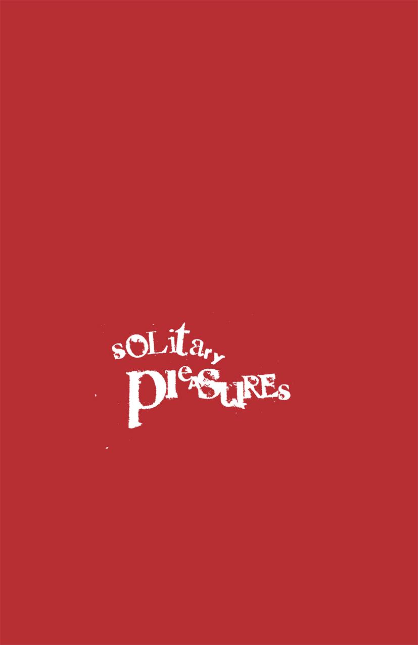 Solitary Pleasures bookcover